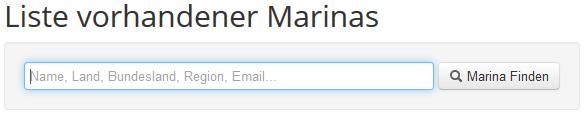 Suche nach Einträgen | discoverize - die individuelle Web Portal Software für branchen-spezifische Web Portale